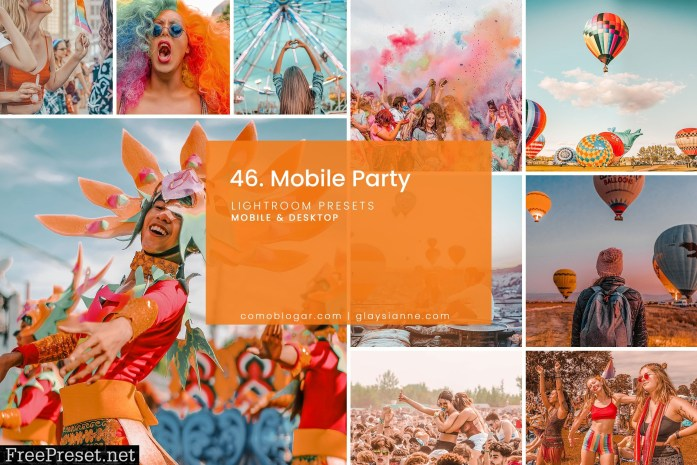 46. Mobile Party