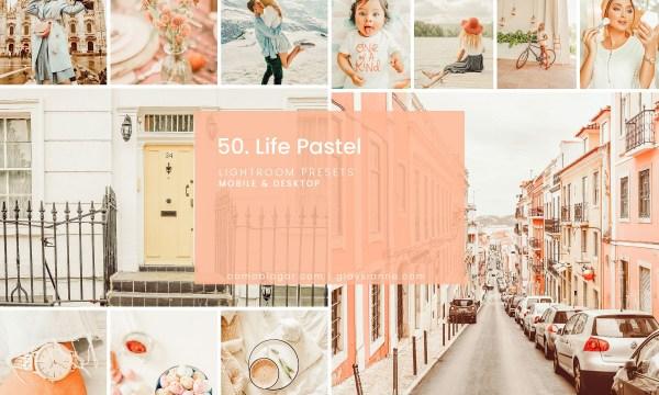 50. Life Pastel