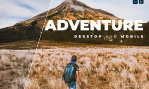 Adventure Desktop and Mobile Lightroom Preset