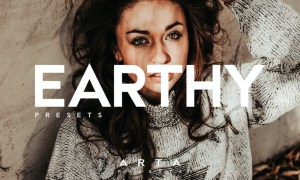 ARTA Earthy Preset For Mobile and Desktop