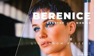 Berenice Desktop and Mobile Lightroom Preset