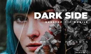 Dark Side Desktop and Mobile Lightroom Preset