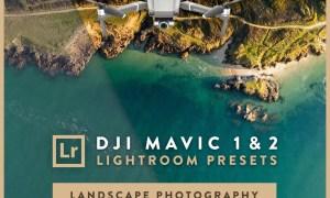 DJI Mavic Pro - Lightroom Presets 2501932