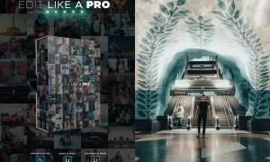 Edit Like A PRO 52th - Photoshop & Lightroom