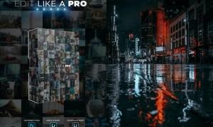 Edit Like A PRO 60th - Photoshop & Lightroom