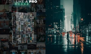 Edit Like A PRO 8th - Photoshop & Lightroom