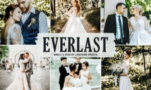 Everlast Mobile & Desktop Lightroom Presets