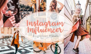 Influencer - Lightroom Preset Pack 5910397