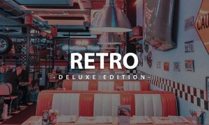 Retro Preset| Deluxe Edition for Mobile and Deskto