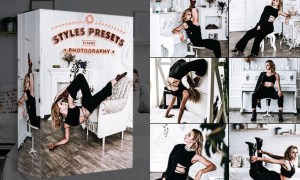 Styles Presets Mobile and Desktop