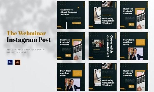 Webminar Projects Social Media Post 4K8Z6XC