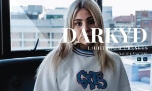 Darkyd Mobile and Desktop Lightroom Presets