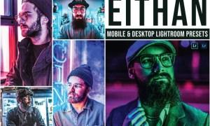 Eithan Mobile and Desktop Lightroom Presets