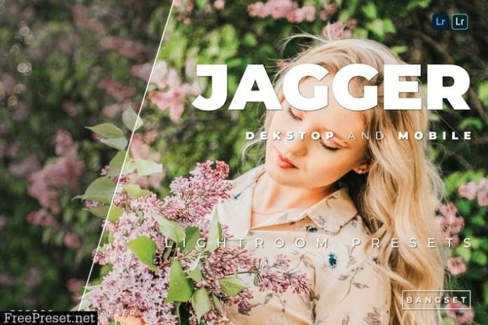 Jagger Desktop and Mobile Lightroom Preset