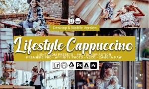 Lifestyle Cappuccino Presets 5157304