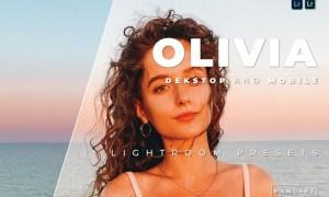 Olivia Desktop and Mobile Lightroom Preset