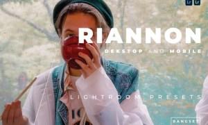 Riannon Desktop and Mobile Lightroom Preset