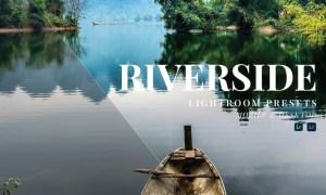 Riverside Mobile and Desktop Lightroom Presets