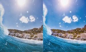 Tropical Mobile and Desktop Lightroom Presets