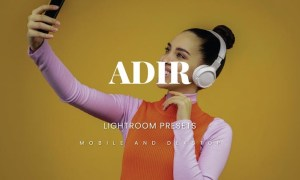 Adir Lightroom Presets Dekstop and Mobile