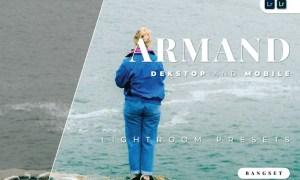 Armand Desktop and Mobile Lightroom Preset
