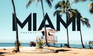 ARTA Miami Presets For Mobile and Desktop