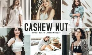 Cashew Nut Mobile & Desktop Lightroom Presets