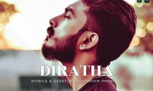 Diratha Mobile and Desktop Lightroom Presets