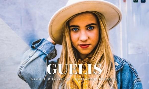 Guelis Mobile and Desktop Lightroom Presets