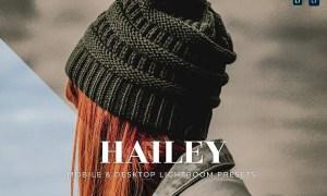 Hailey Mobile and Desktop Lightroom Presets