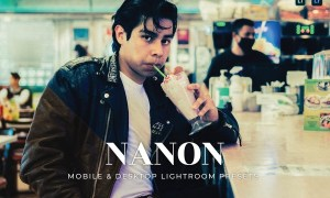 Nanon Mobile and Desktop Lightroom Presets