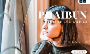 Phaibun Desktop and Mobile Lightroom Preset