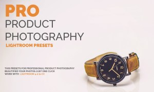 PRO Product Photography LR Presets 3859546