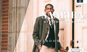 Saabira Desktop and Mobile Lightroom Preset