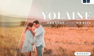Yolaine Desktop and Mobile Lightroom Preset