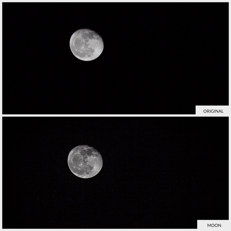 free lightroom preset moon