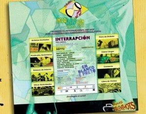 Interrapción: web, formación e intervención social