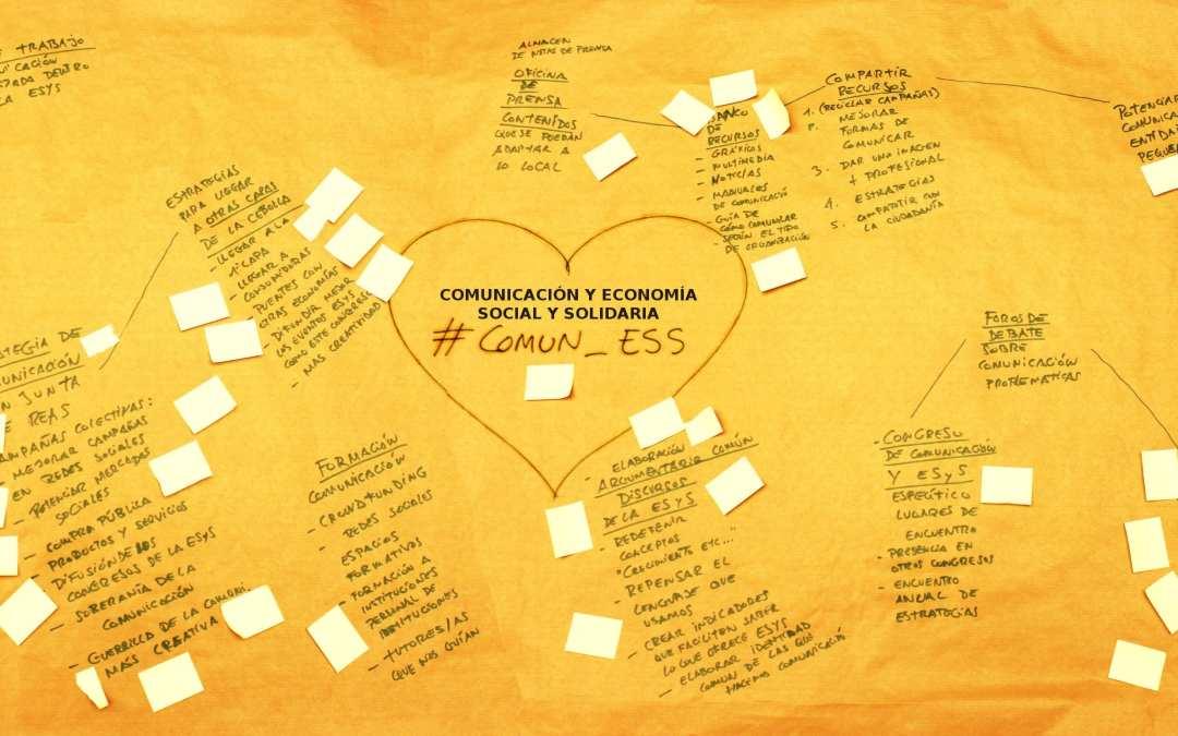 Momentos del II Congreso de ESS, #ESSKongresua