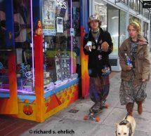 San Francisco Hippie Street