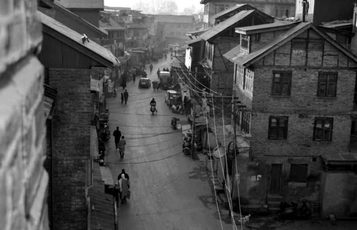 Gaw Kadal Chota Bazaar, Srinagar, massacre,