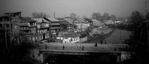 Gaw Kadal bridge, Srinagar,