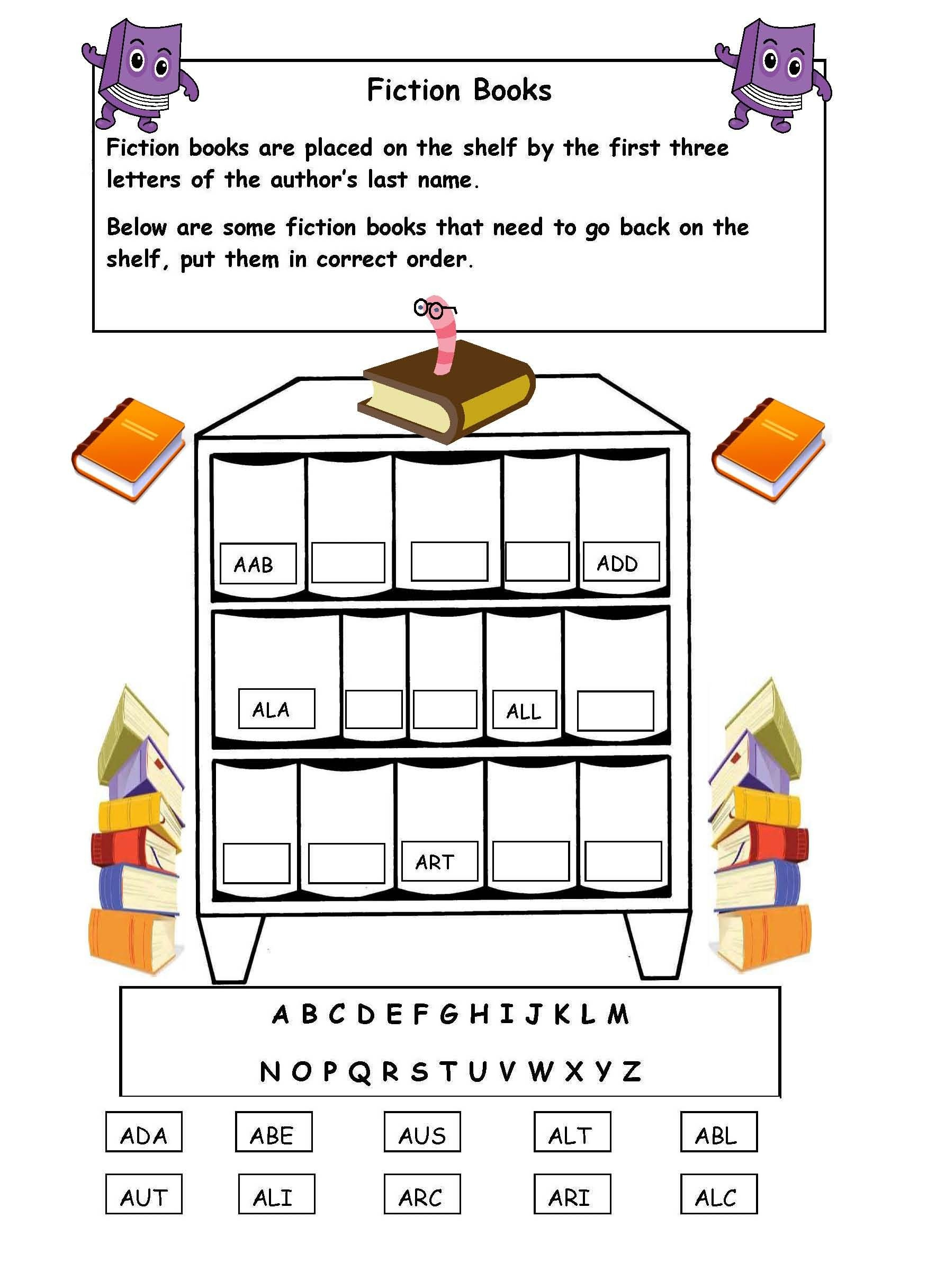 Free Printable Encyclopedia Handout For Teaching