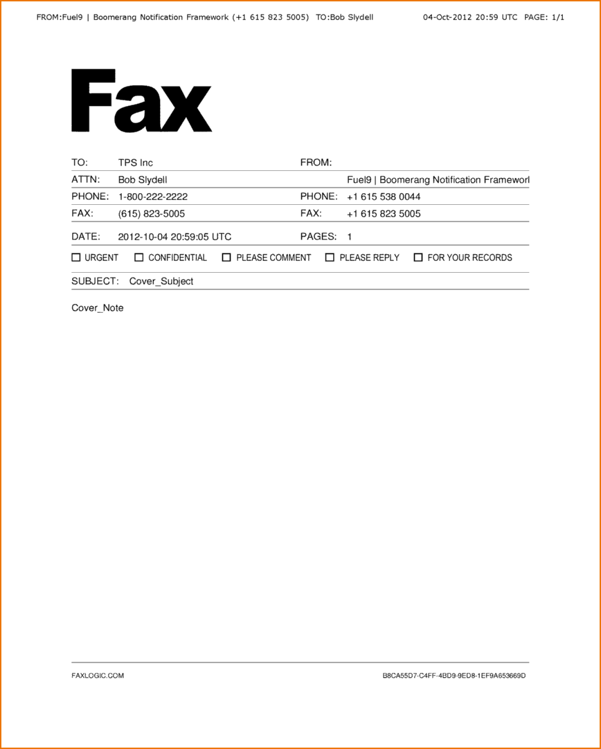 Fax Cover Letter Sample How To Fill Out A Fax Cover Sheet Free Printable Letterhead