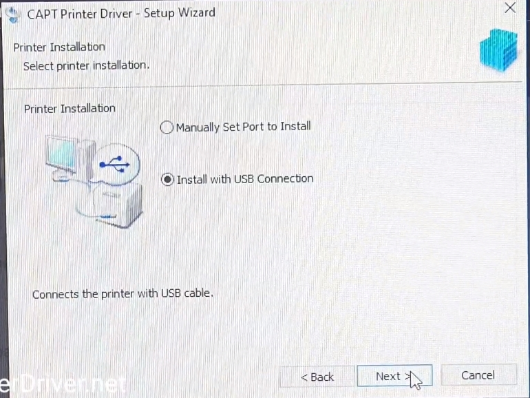 How to install Canon LBP 2900 driver on Windows 10 with