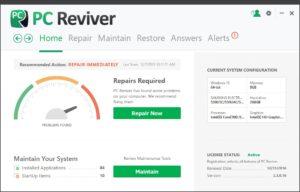 PC Reviver License Key & Patch
