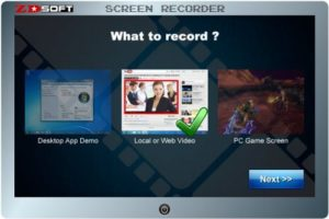 ZD Soft Screen Recorder Crack + Registration Key