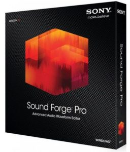 Sound Forge Pro 12 With Full crack