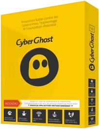 CyberGhost VPN Pro 8.2.5.7817 Crack Key Free Download