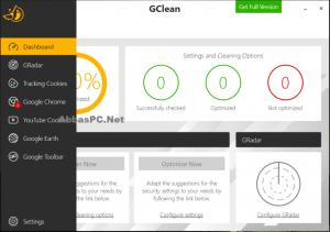 Abelssoft GClean Crack Download Free latest