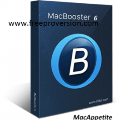 MacBooster 6.0.4 Crack free Download+Licence key